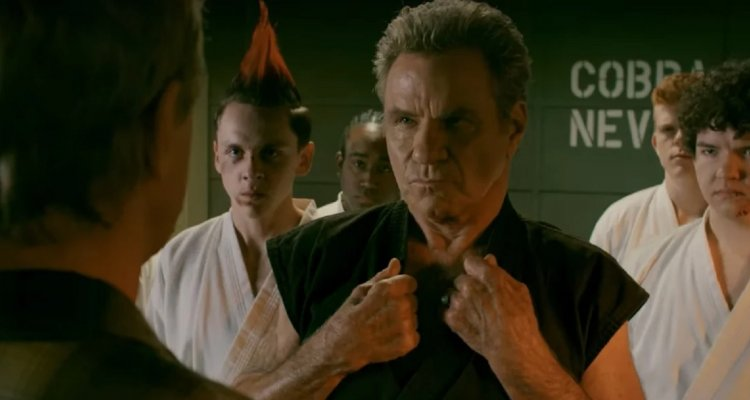 Cobra Kai 3, on Netflix streaming from today