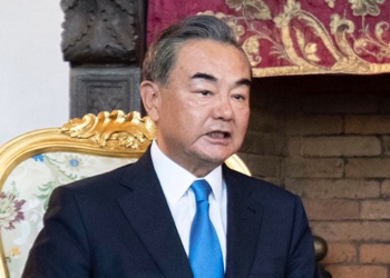 China.  Wang Yi hopes to normalize trade relations with the United States
