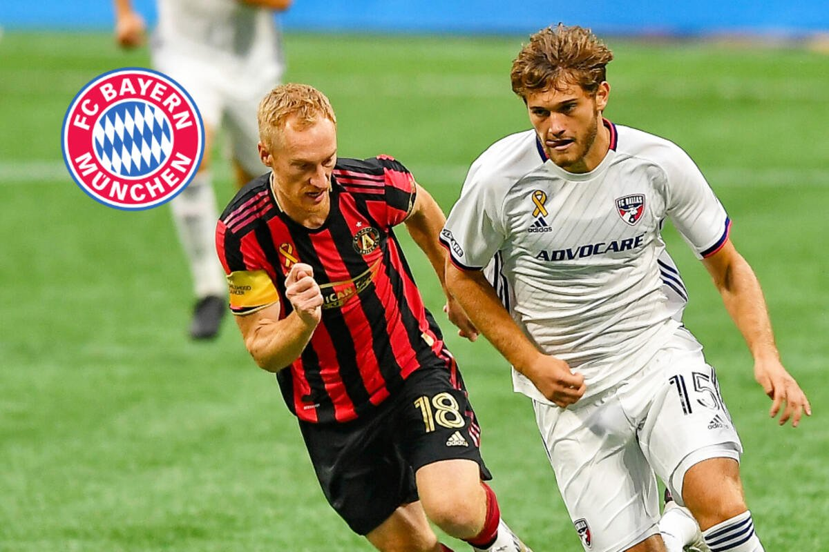 The next US talent for Bayern?  This young man must show his skills soon!