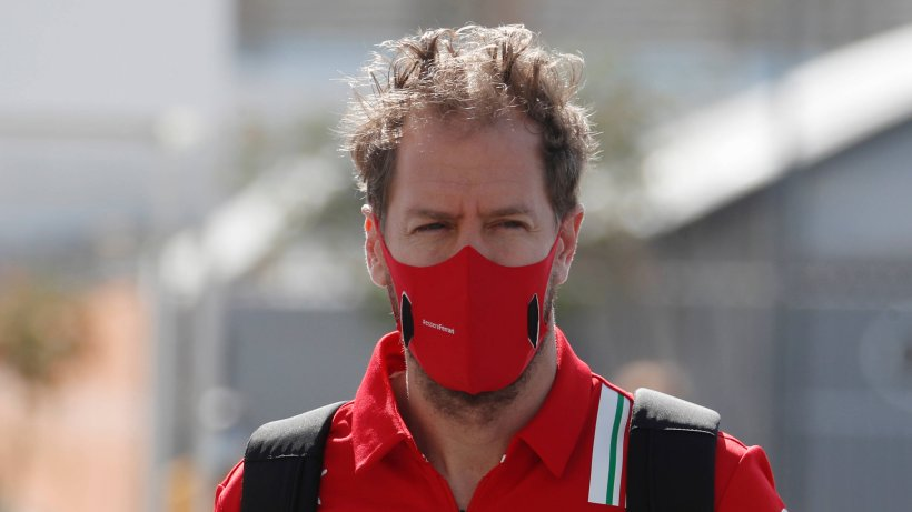 Sebastian Vettel starts at Aston Martin – disaster threatening