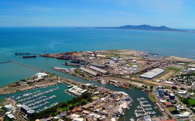 Australia: The Port of Townsville ships meat exports to Asia