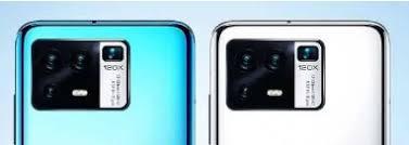 Xiaomi Mi 11 Pro presented with the rear camera design!