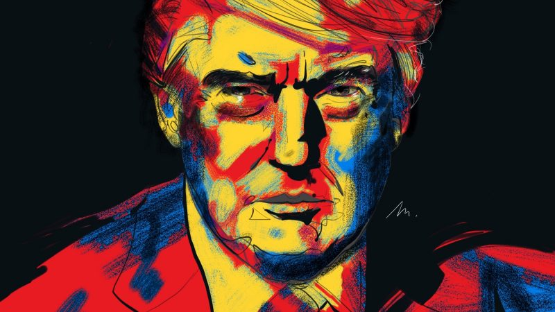 The demonization of Trump to the left exacerbates the danger to democracy - The Voice of New York