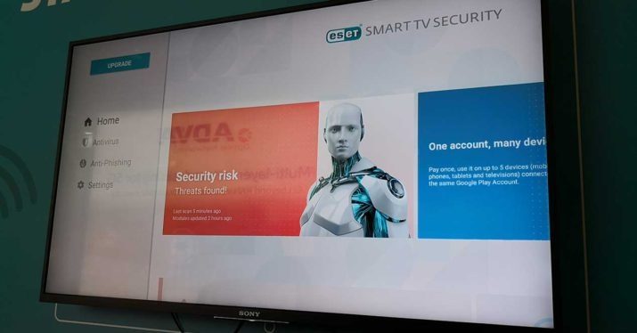 Eset smart tv antivirus