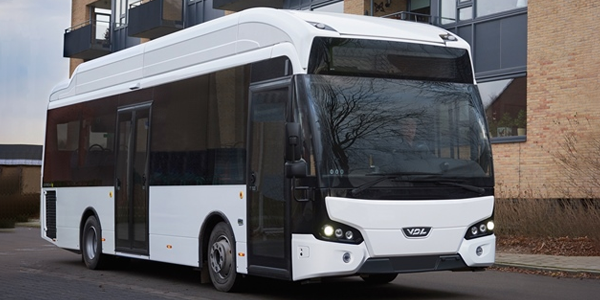 Finland: VDL manufactures 31 e-buses for Lahti and Kuopio
