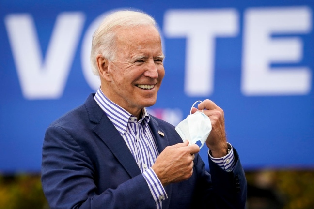Biden's first disappointing foreign policy move.  After the stench, it is not as if the air has become more breathing