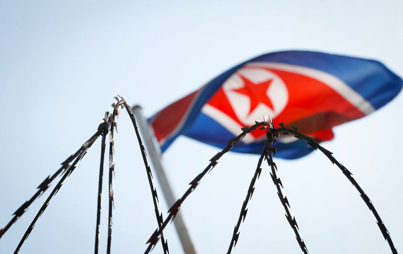 North Korean diplomat flees with his family – the DPRK – North Korea – flee