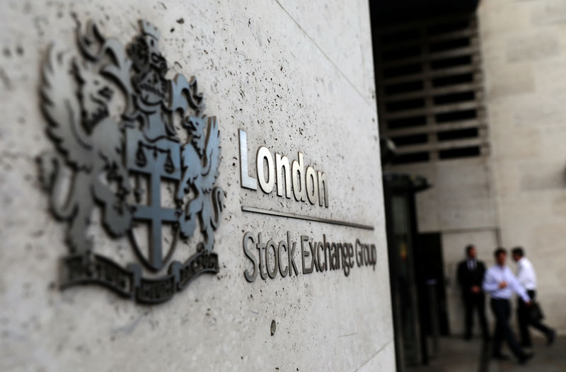 UK indices closed lower;  Investing.com UK 100 is down 1.42%, by Investing.com