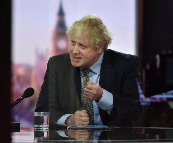Reuters / Photo by SCANPEX / Boris Johnson