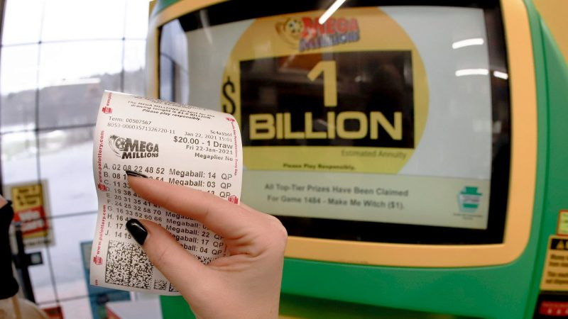 A billion dollar lottery tickets.  The third-largest American win in history is in Michigan
