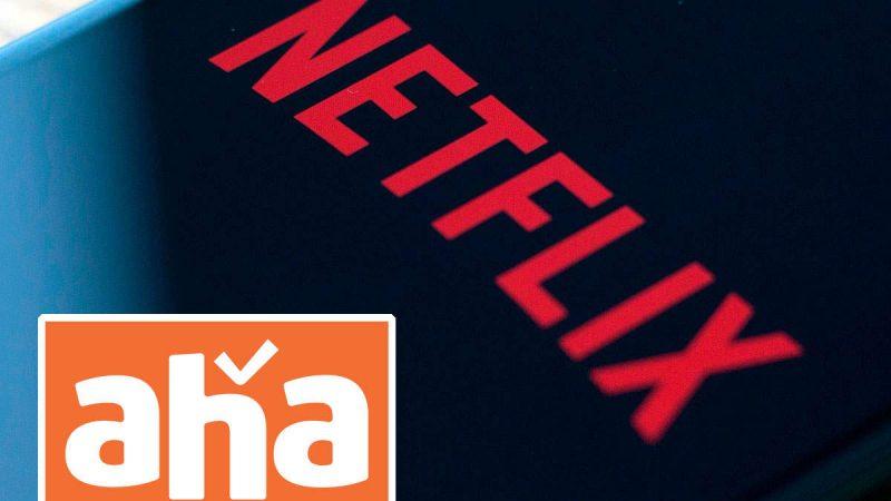 Aha vs Netflix: Aha satire on Netflix: Allu jokes about OTT - netizens fire aha at Telugu ott Netflix platform targets