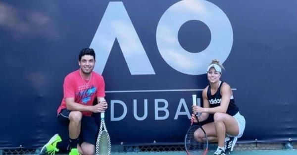 Close to Australia!  Renata Zarazia wins in Dubai