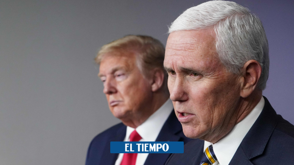 Donald Trump    Pence refuses to resort to Amendment 25 to remove Trump from office – US and Canada – internationally