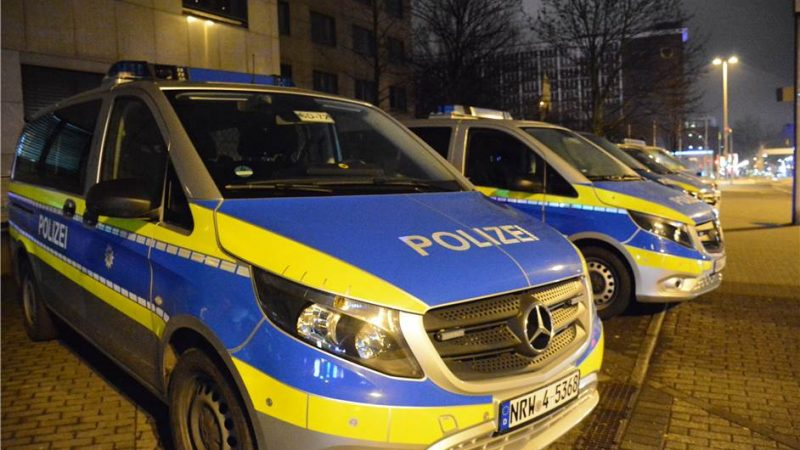 Dortmund police don't want the legal officers to be given space for meetings