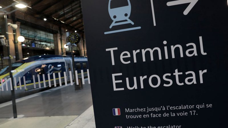 Eurostar, the train connecting France and Great Britain, may declare bankruptcy