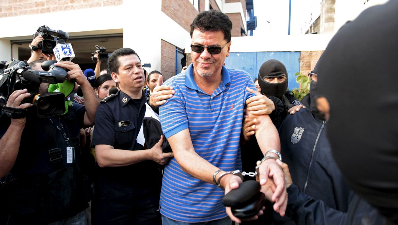 Ex-FIFA official Reynaldo Vásquez is extradited to the United States