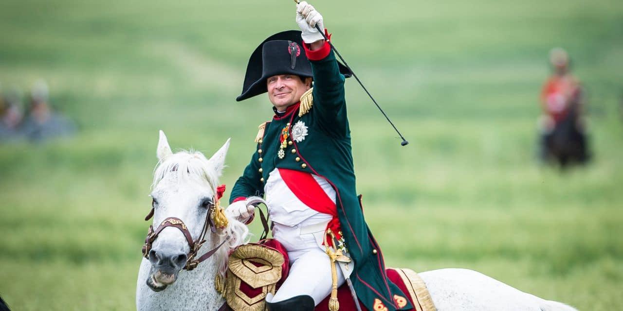 Exhibition commemorating the 200th anniversary of Napoleon's death