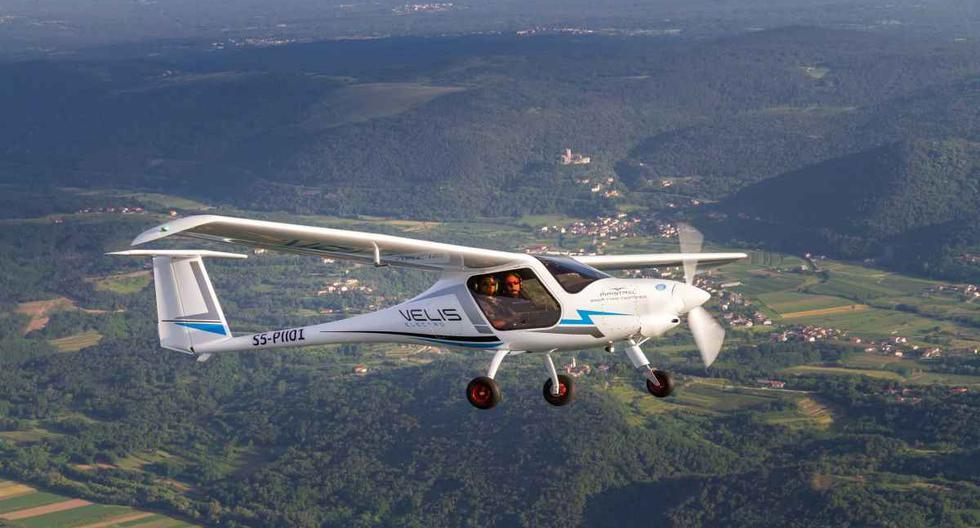 First certified electric aircraft launched in Switzerland    Technique