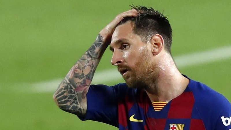 "Football – Messi leaves the future open: ""I don't know if I'm leaving"" – sport"