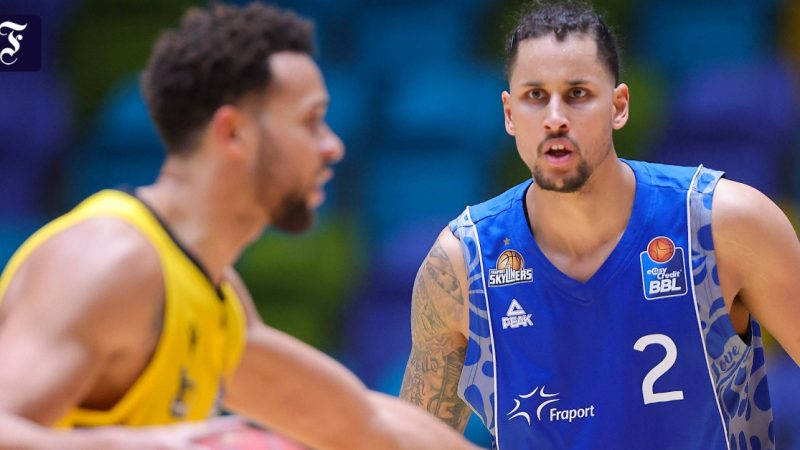 Fraport Skyliners builds into the Basketball League