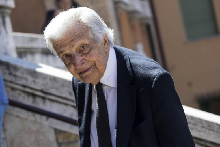 Furio Colombo is 90 years old