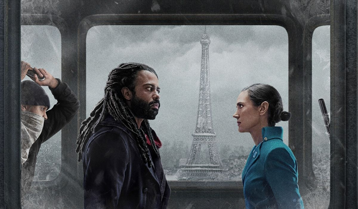 Here's when the Snowpiercer 2 show is on Netflix Italy
