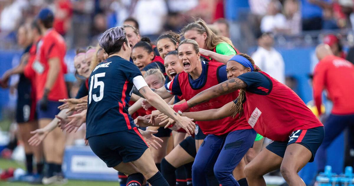 LeBron James, Megan Rapinoe & Co. are victorious over Trump