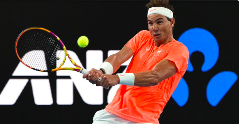 Nadal, very grateful to Tennis Australia