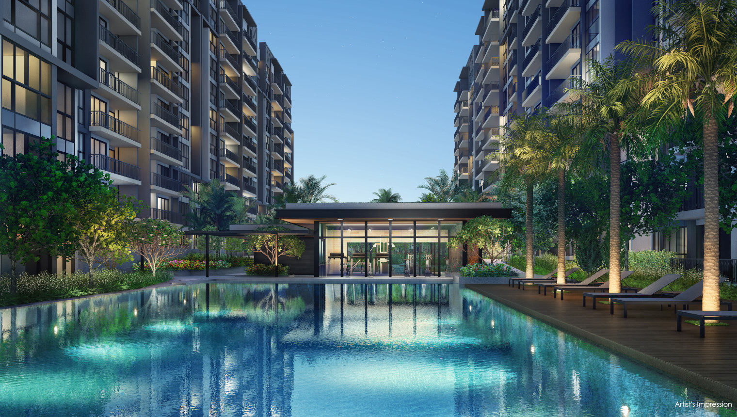 Parc Central Residences EC in Tampines starting to accept e-application from Jan 7