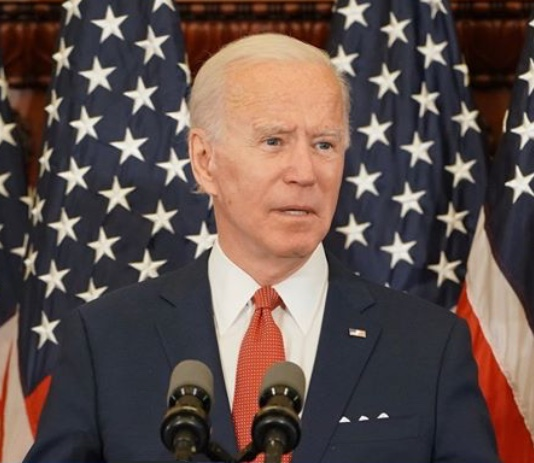 """United States of America.  Biden wants to """"correct the mistakes of the previous administration"""".  Immigration reform is proposed"""