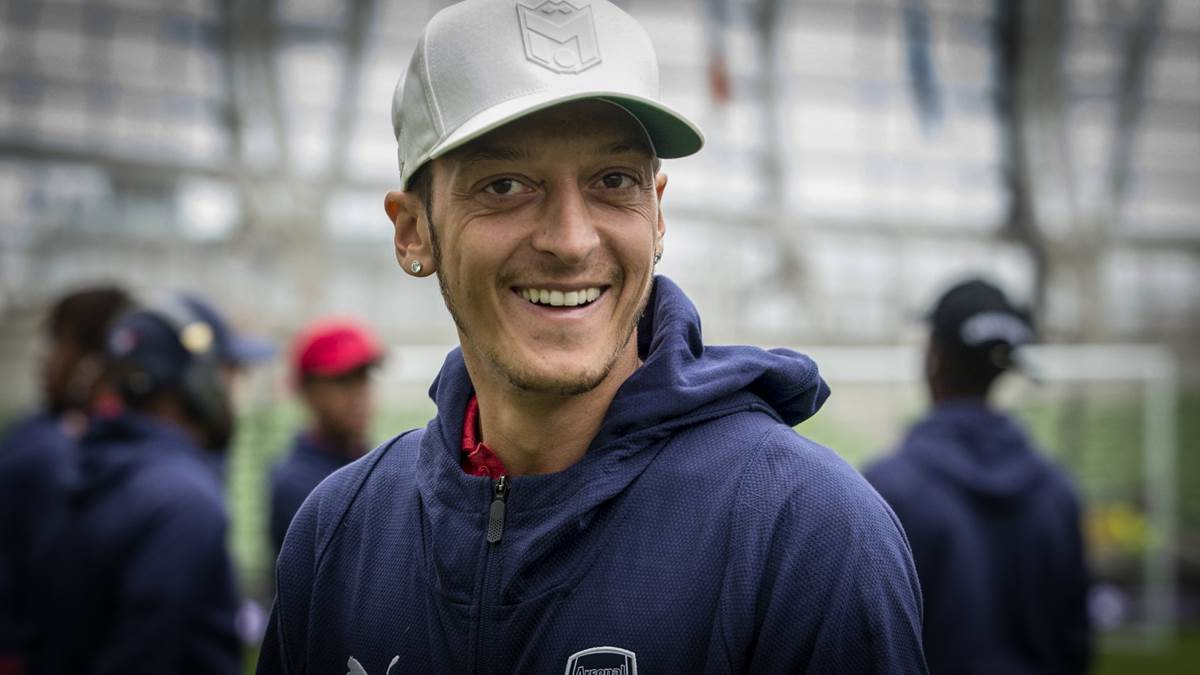 Report: DC United is negotiating with Mesut Ozil – apparently also trade cooperation