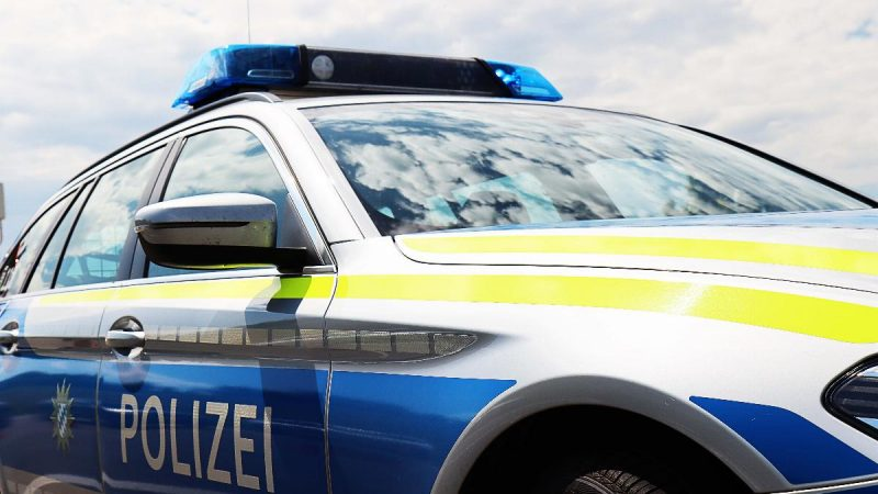 Several accidents with property damage in the Zusmarshausen region