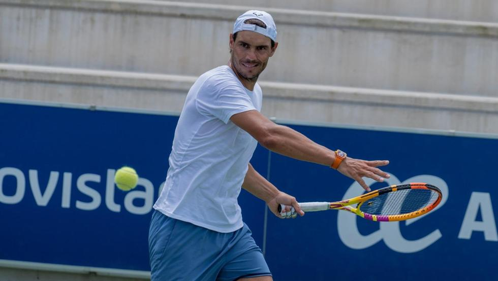Spain against Greece and Australia in the ATP Cup group