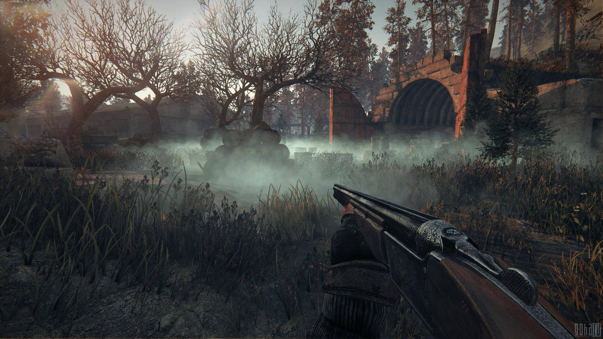 Stalker 2 shows new shots, shows Unreal Engine 4 power