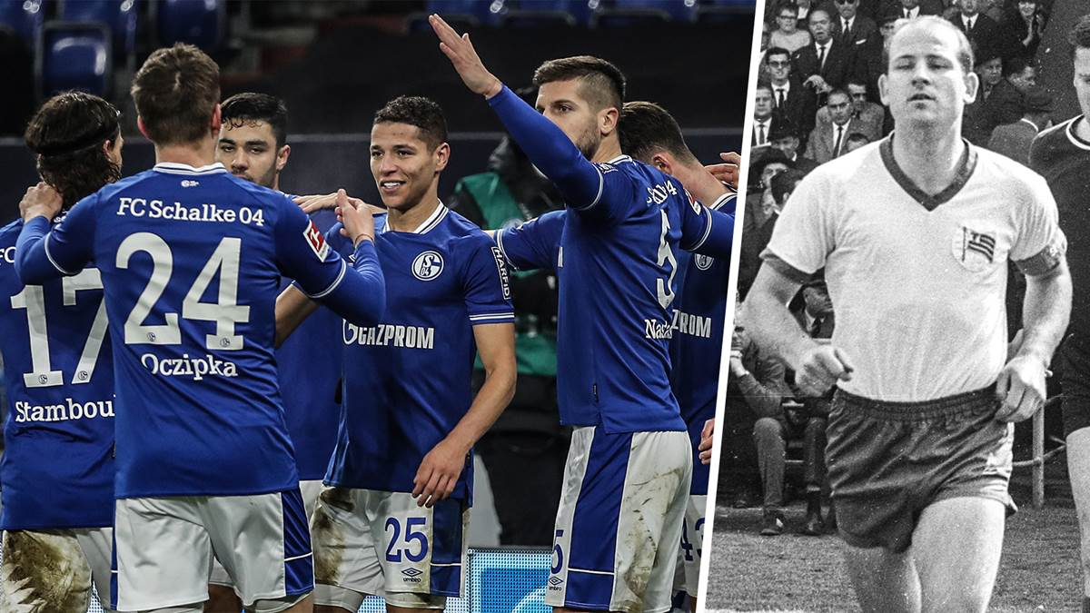Tasmania holds a negative record: former captain Baker happy with Schalke 04's victory
