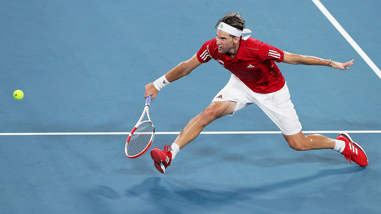 The ATP Cup: Austria at the start against Italy – a sports mix