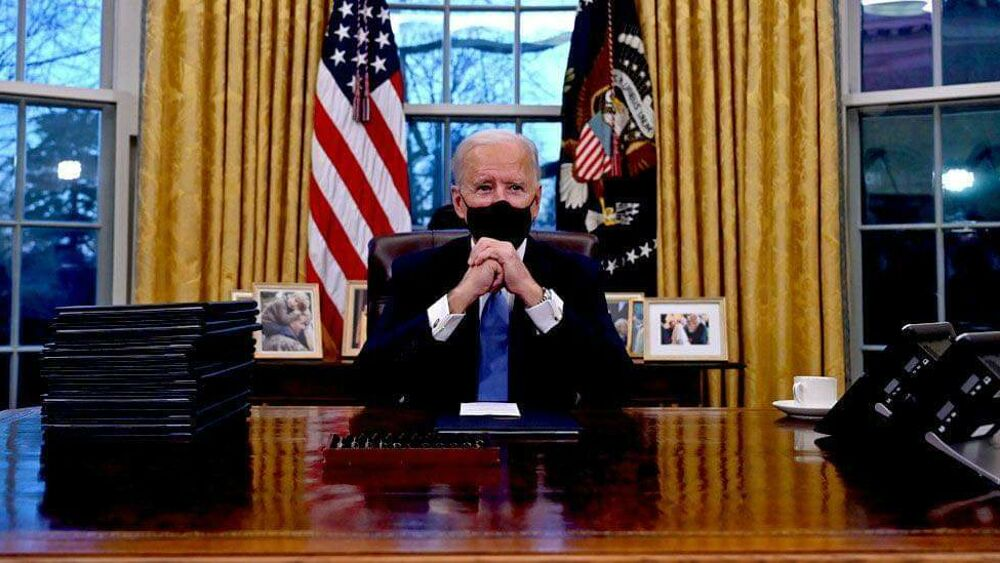The New US Green Policy Training Course With President Biden :: Today's Blog