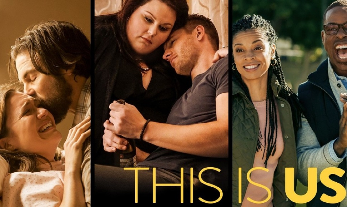 This is Us's new Italian version, Noi exclusive to Netflix for 4 seasons?