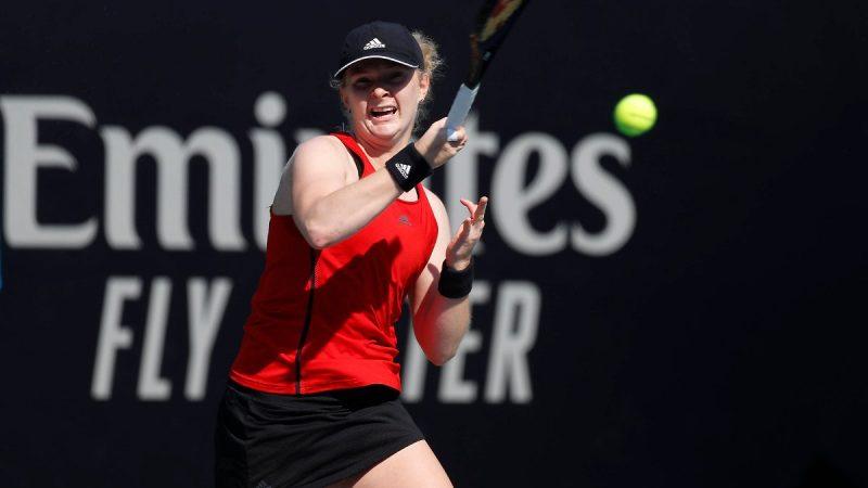 Three Fingers and Three Thumbs Each: The Francesca Jones Tennis Fairy Tale