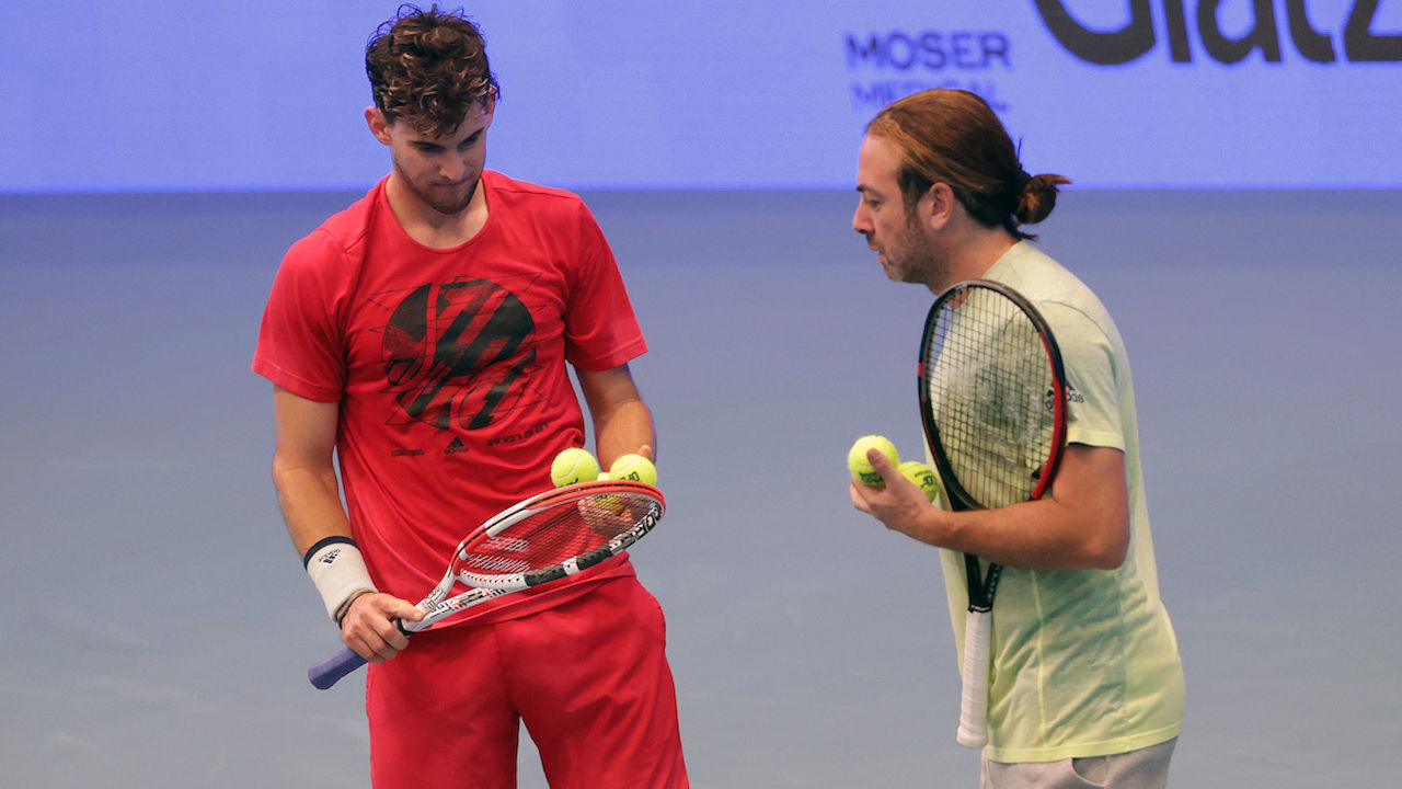 Tim is also in the Australian Open without coach Nicholas Masu – sports mix – tennis