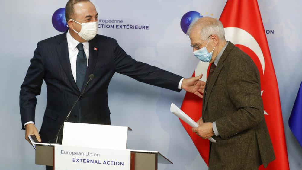 Turkey and the European Union are trying to get closer