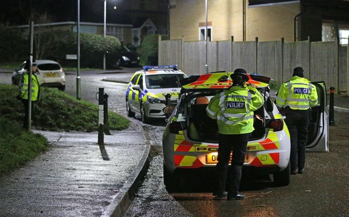 UK Police arrest 5 teenagers for the murder of a minor