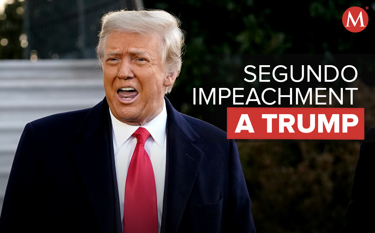 US House of Representatives delivers indictment to try Trump for the second time