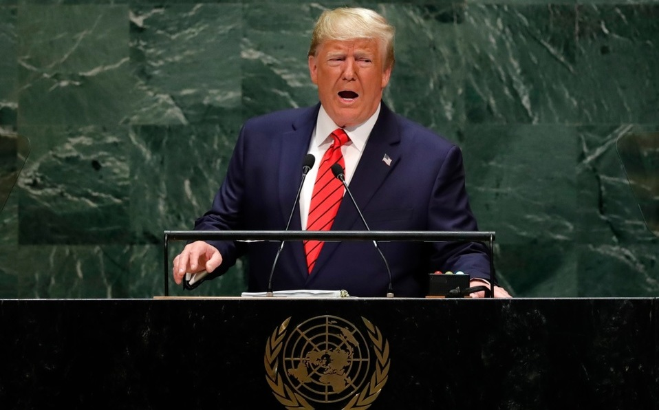 United State.  Trump administration votes against the UN budget
