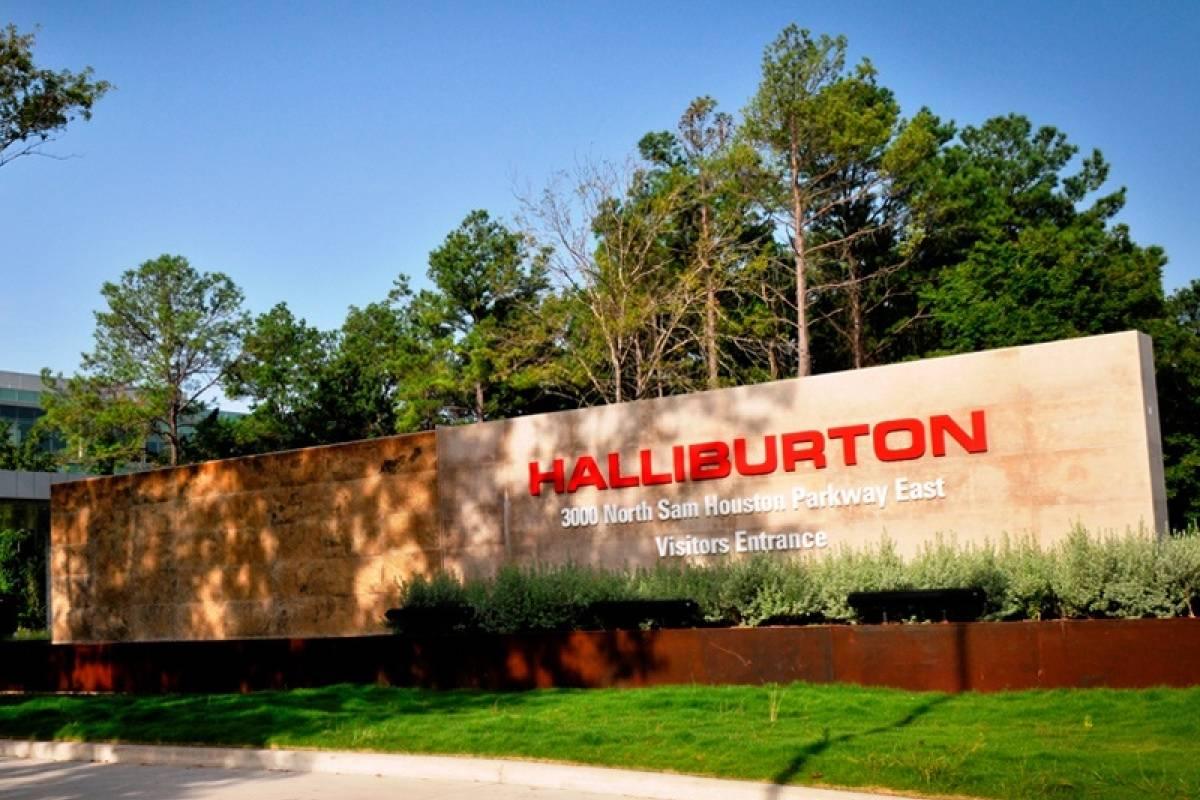 United States of America.  Halliburton lost 2,428 million in 2020, three times more