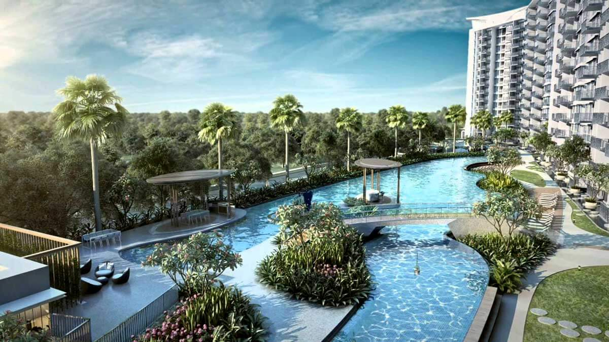 Normanton Park Condo and experience it's spectacular views