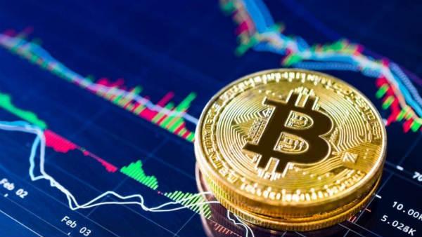 14% drop in Bitcoin .. Investors worried ..!  |  Bitcoin is down 14%, down below $ 45,000