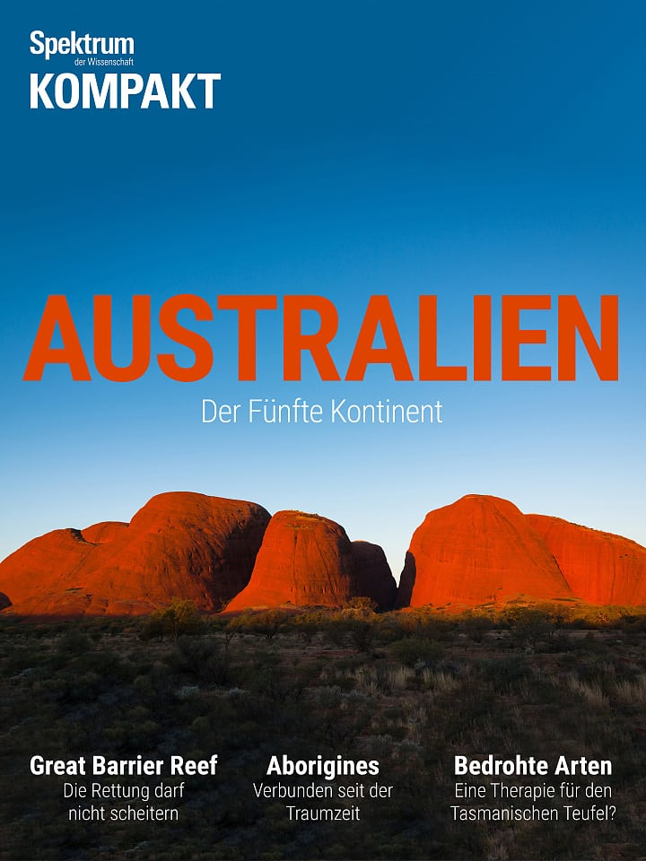 Spectrum Agreement: Australia - the fifth continent