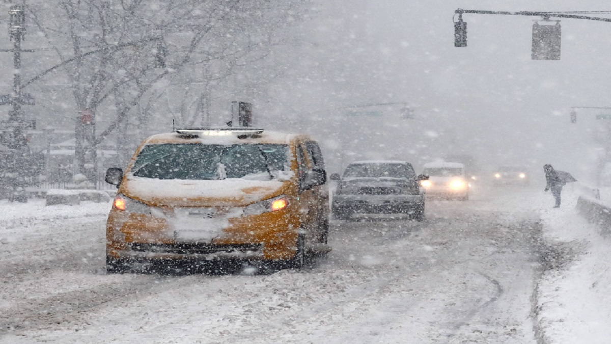 40 car crashes have been recorded in Iowa, United States