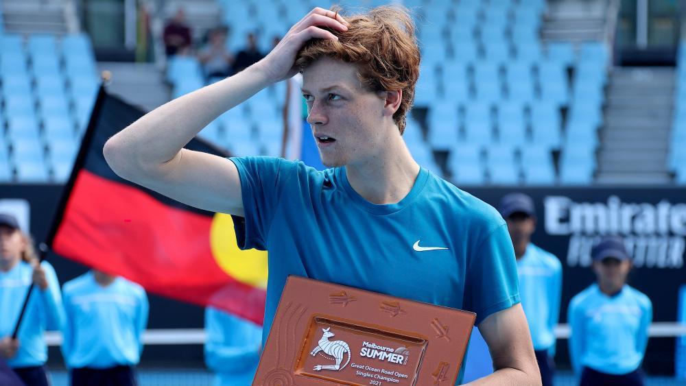Yannick Sener on the Star Trail – Tennis